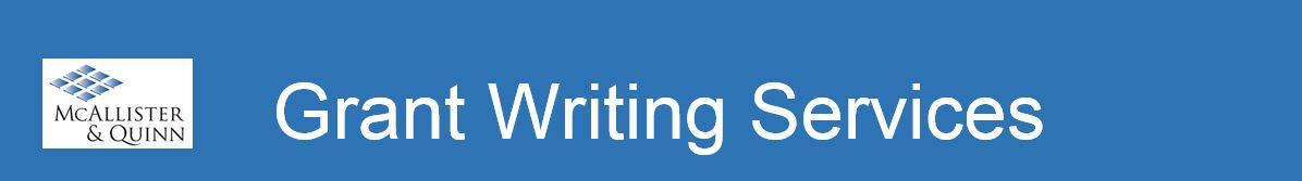 Grant writers service qld